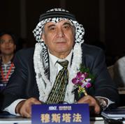 阿拉伯信息中心总裁